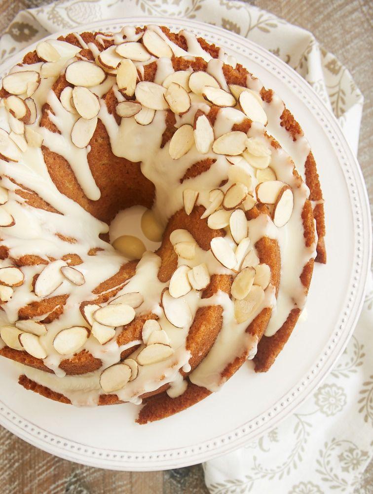 Photo of Amaretto Almond Bundt Cake