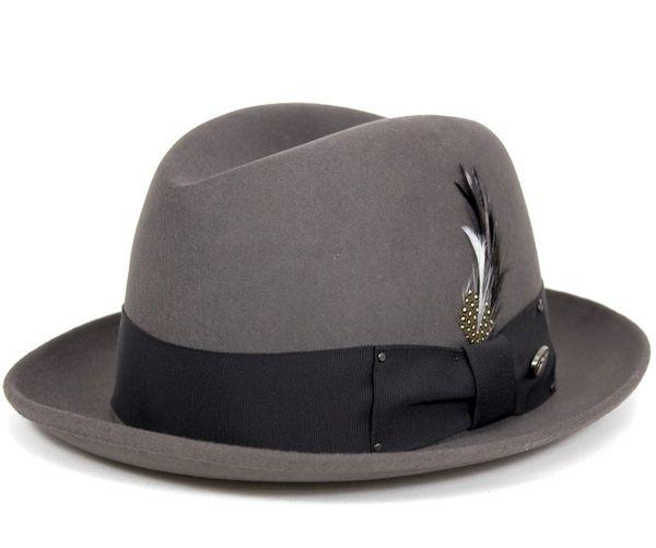 楽天市場 ベイリー ハット ダークグレー BAILEY HAT NEW YORKER DK.GREY   帽子 e4aa7f4da9c7