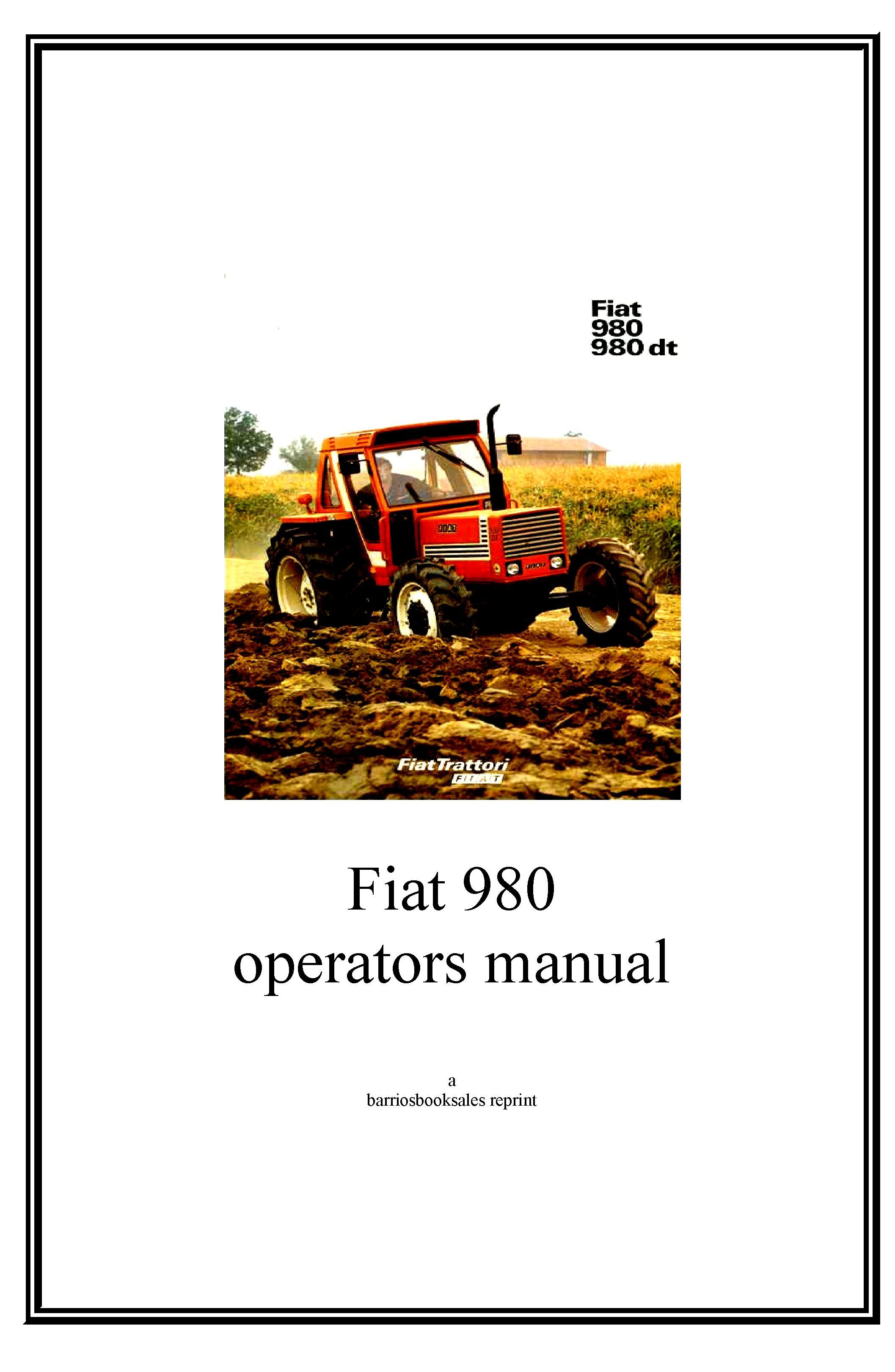 Pin by Tractor manuals dowunder on Fiat tractor manuals to download |  Pinterest | Fiat and Tractor