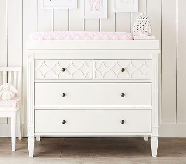 Mila Dresser Amp Topper Set Changing Table Dresser Baby