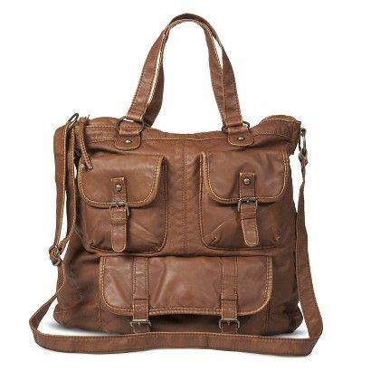 592adc9f4db Mossimo Supply Co. Tote Handbag with Crossbody Strap   target ...