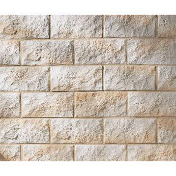brique de parement leroy merlin beautiful gallery of With awesome rideaux exterieur leroy merlin 7 comment monter une cloison en briques de verre leroy