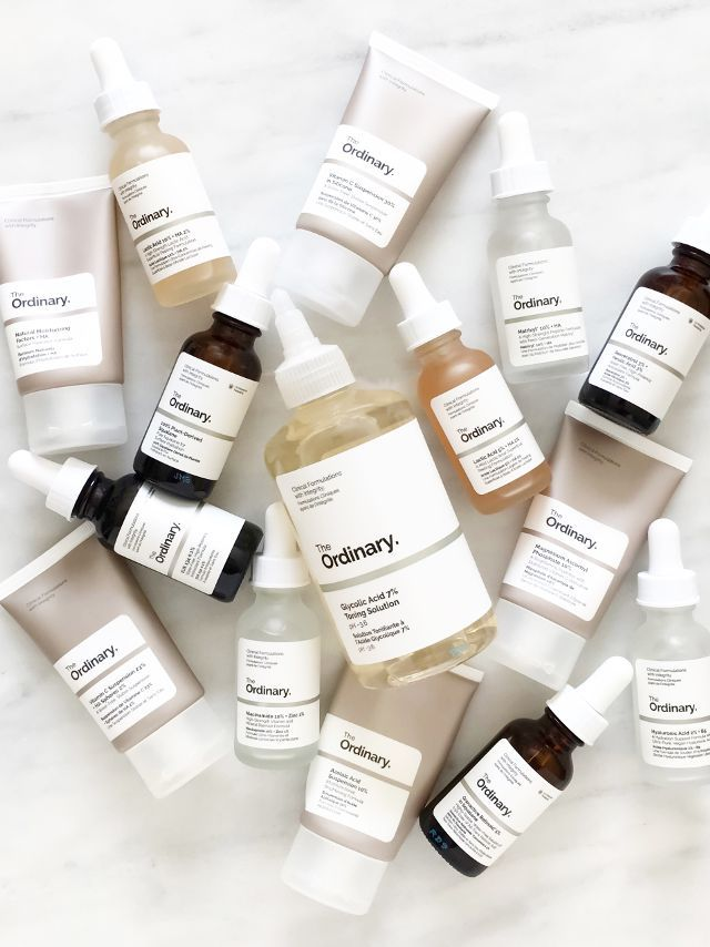 The Ordinary: What Serum to Use, and When, Depending on Your Skin Concerns