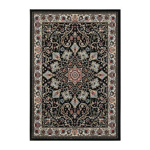 LJÖRRING Rug, low pile multicolour 70x100 cm (med bilder