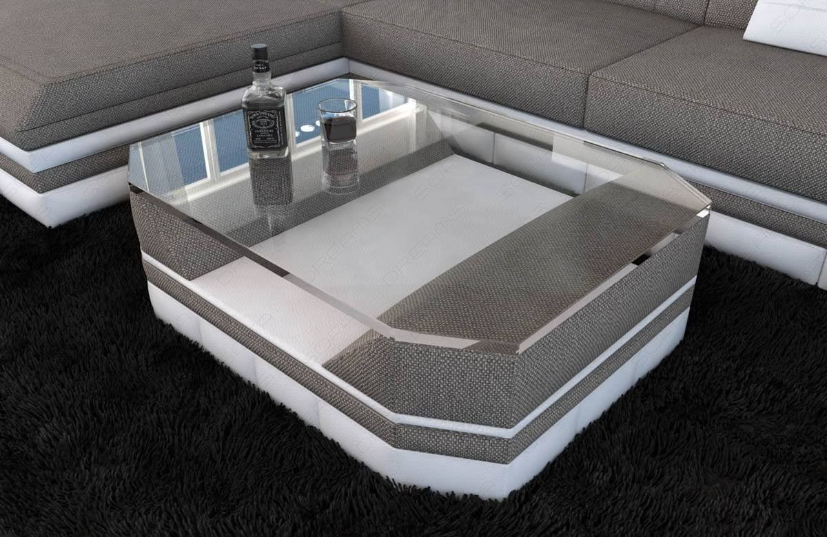 Fabric Coffee Table New York With Glass Plate Fabric Coffee Table Coffee Table Coffee Table Design [ 780 x 1200 Pixel ]