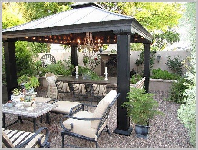 Building A Detached Covered Patio - Patios  Home Design Ideas