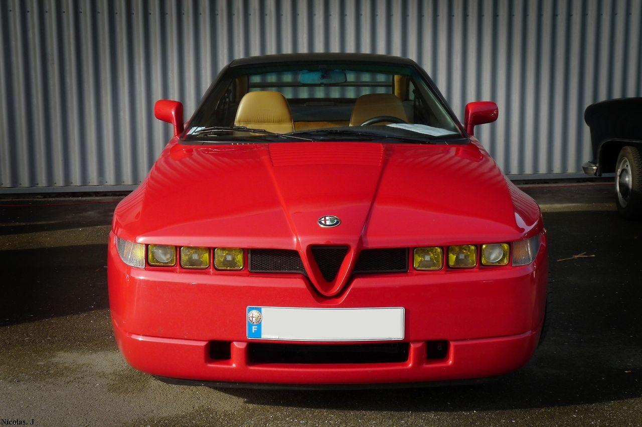 Alfa Romeo SZ A.K.A. Il Monstro