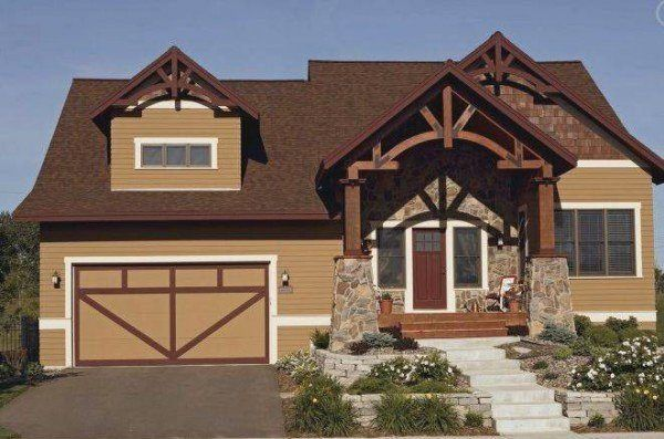 fotos e ideas de colores para fachadas de casas y exteriores