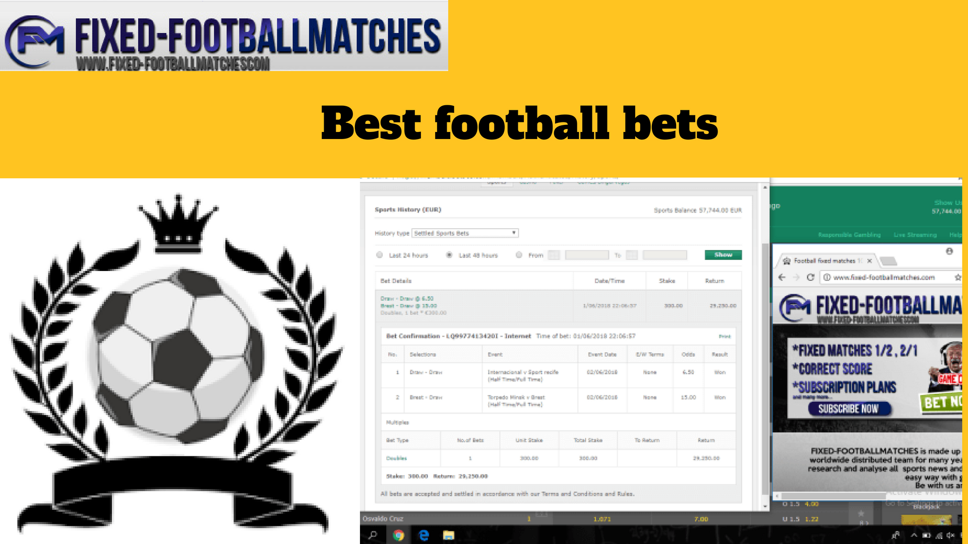 Early Free Soccer Betting Tips Best Tips And Guide On Football Betting From Fixedfootballmatches Now Visit U Fixed Matches Soccer Predictions Matches Today