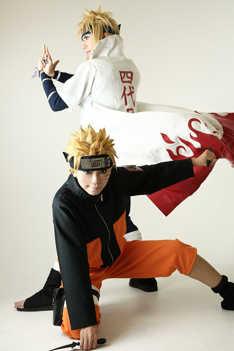Naruto Uzumaki Cosplay Pinterest - TORUNARO