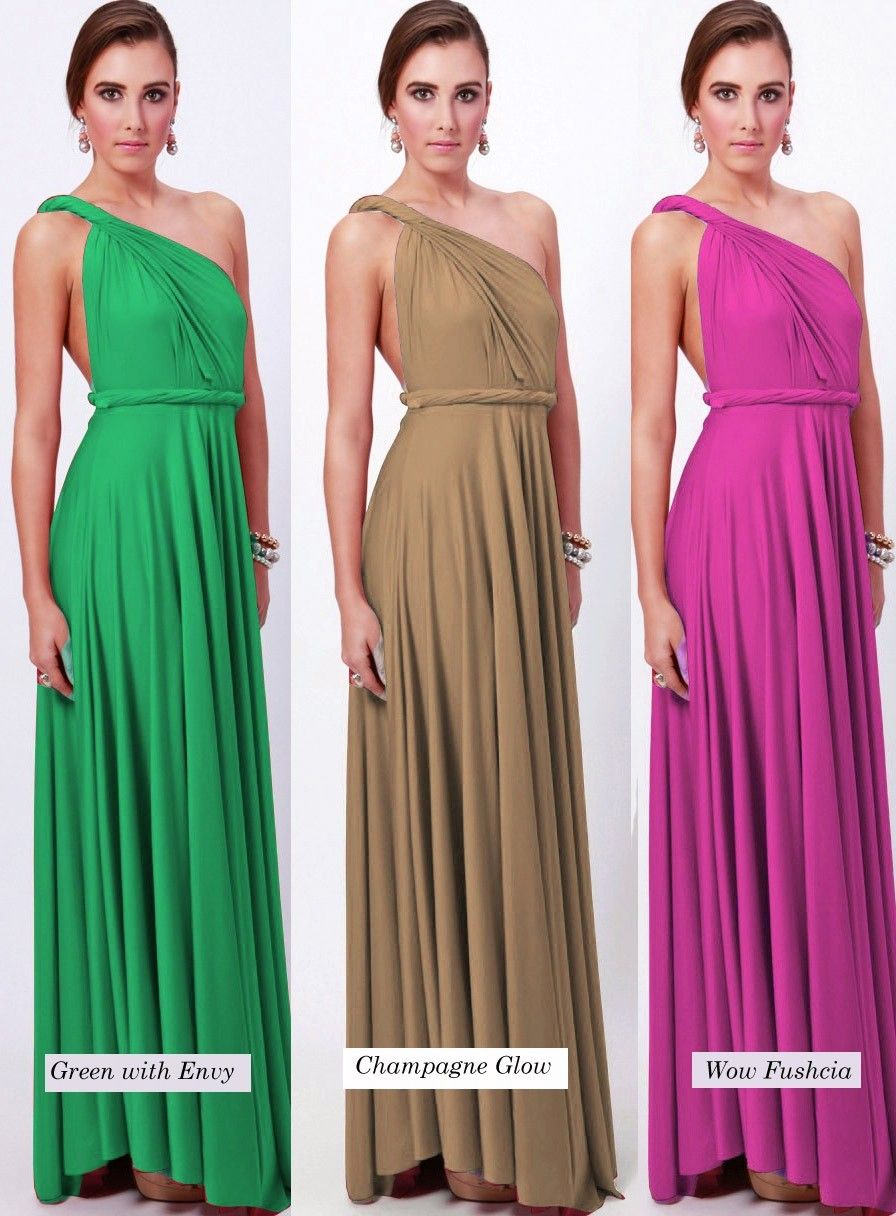Convertible multi wear bridesmaid dresses by goddess by nature convertible multi wear bridesmaid dresses by goddess by nature 350 ombrellifo Images