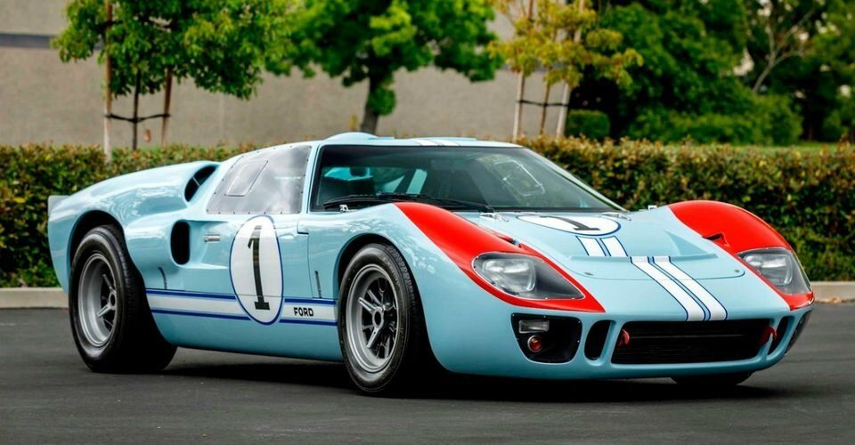 15 Things About The Ford Gt40 You May Not Have Known Ford Gt40 Ken Miles Ford Gt