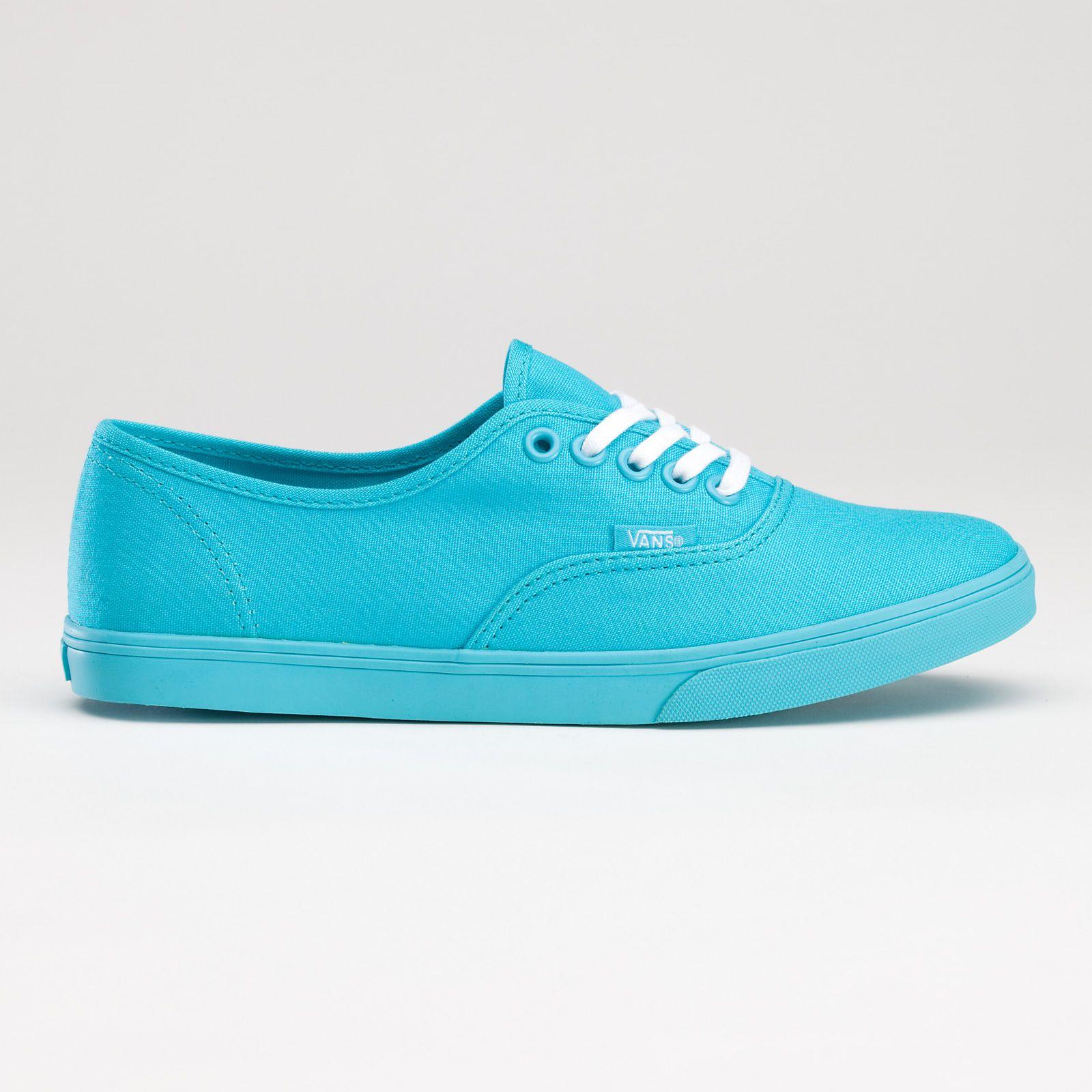Authentic Lo Pro | Shop Shoes | All blue vans, Vans, Blue vans