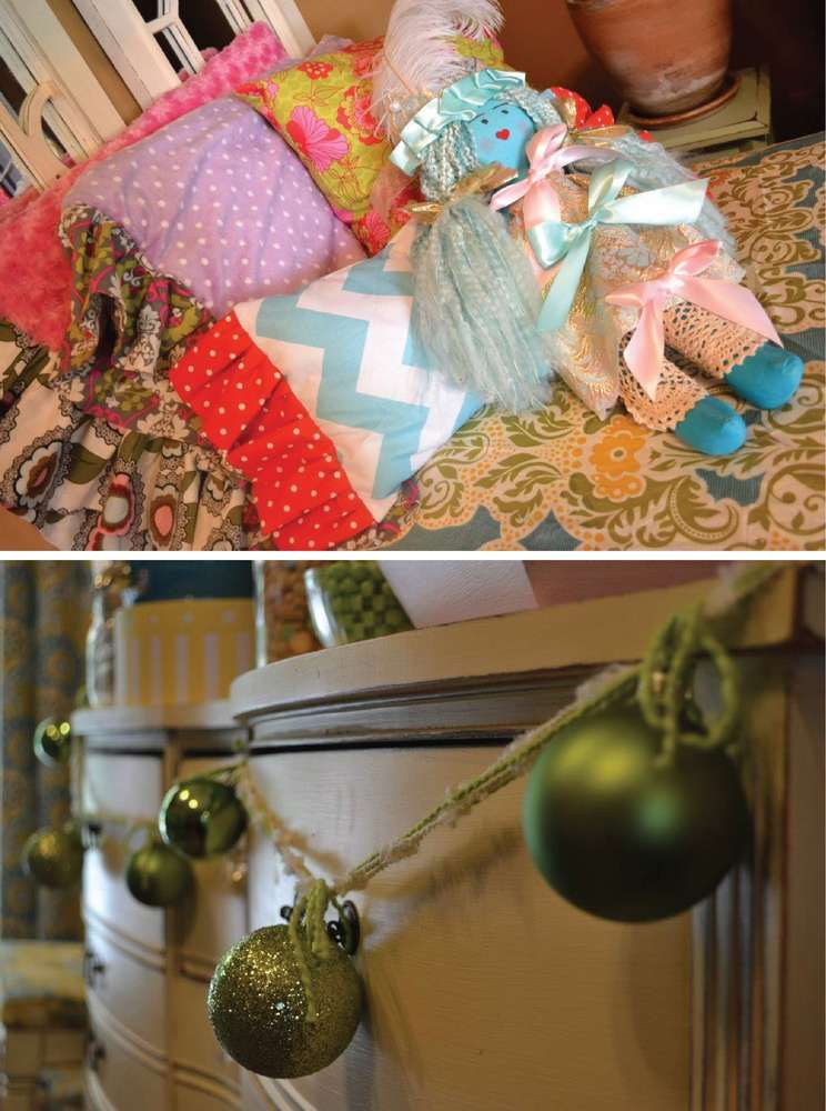 Princess and the Pea Birthday Party Ideas | Photo 1 of 14