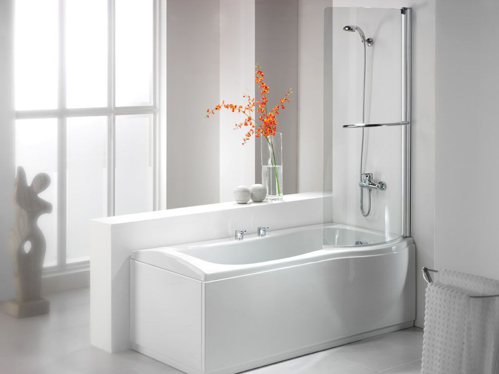jacuzzi bathtub shower combination for small bathrooms | ... Create ...