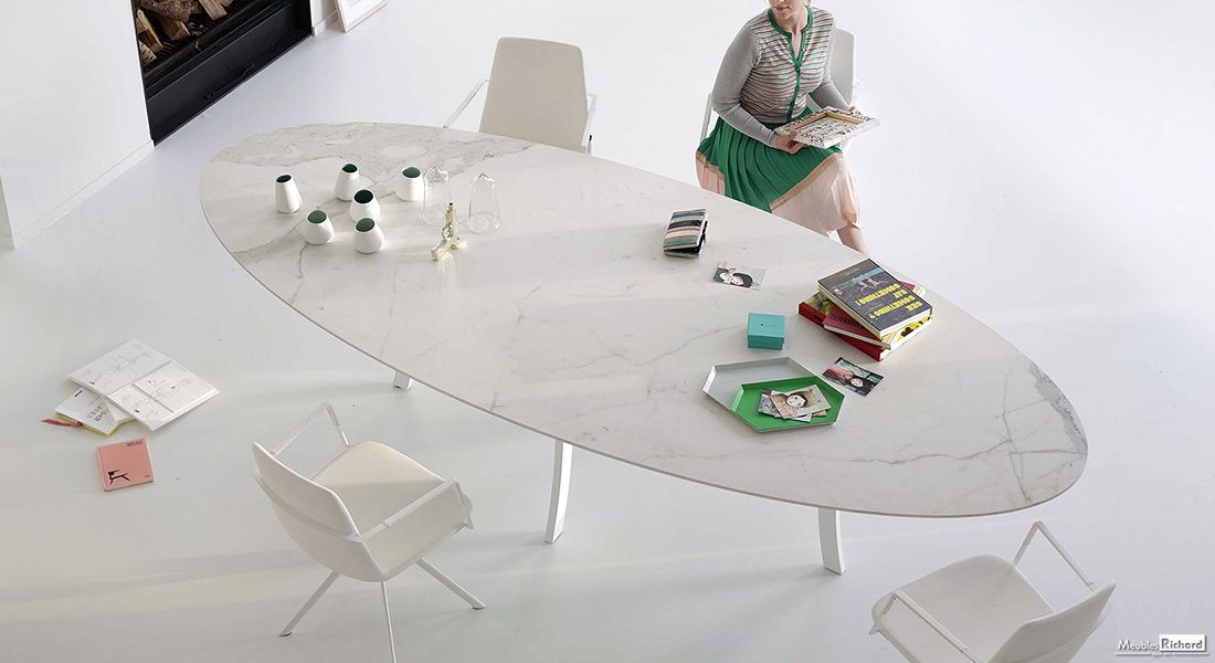 Table Joli Elyps Ceramique Ovale Http Meubles Design Lu Meubles Index Php Option Com Content View Article Id 860 T Meuble Meuble Design Petit Meuble