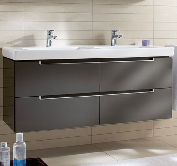 Charmant Villeroy And Boch SUBWAY Vanity Unit