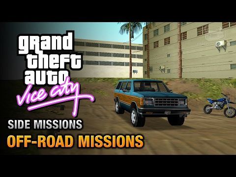 Awesome Gta Vice City Off Road Missions Missions Offroad Vice