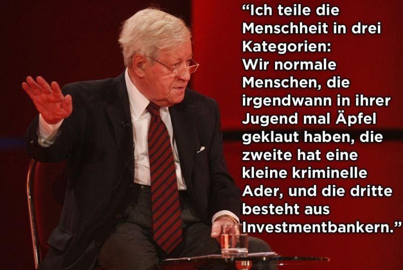 19 Sprüche Von Helmut Schmidt Die Unvergessen Bleiben