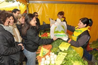 Biodiversità e agricoltura #ecosostenibile nei mercatini gialli di Campagna Amica