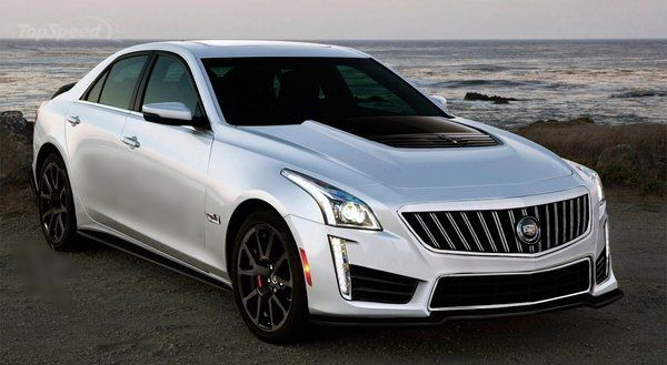 2016 Cadillac CTS-V Price, Review, Spy Photos The 2016 Cadillac CTS