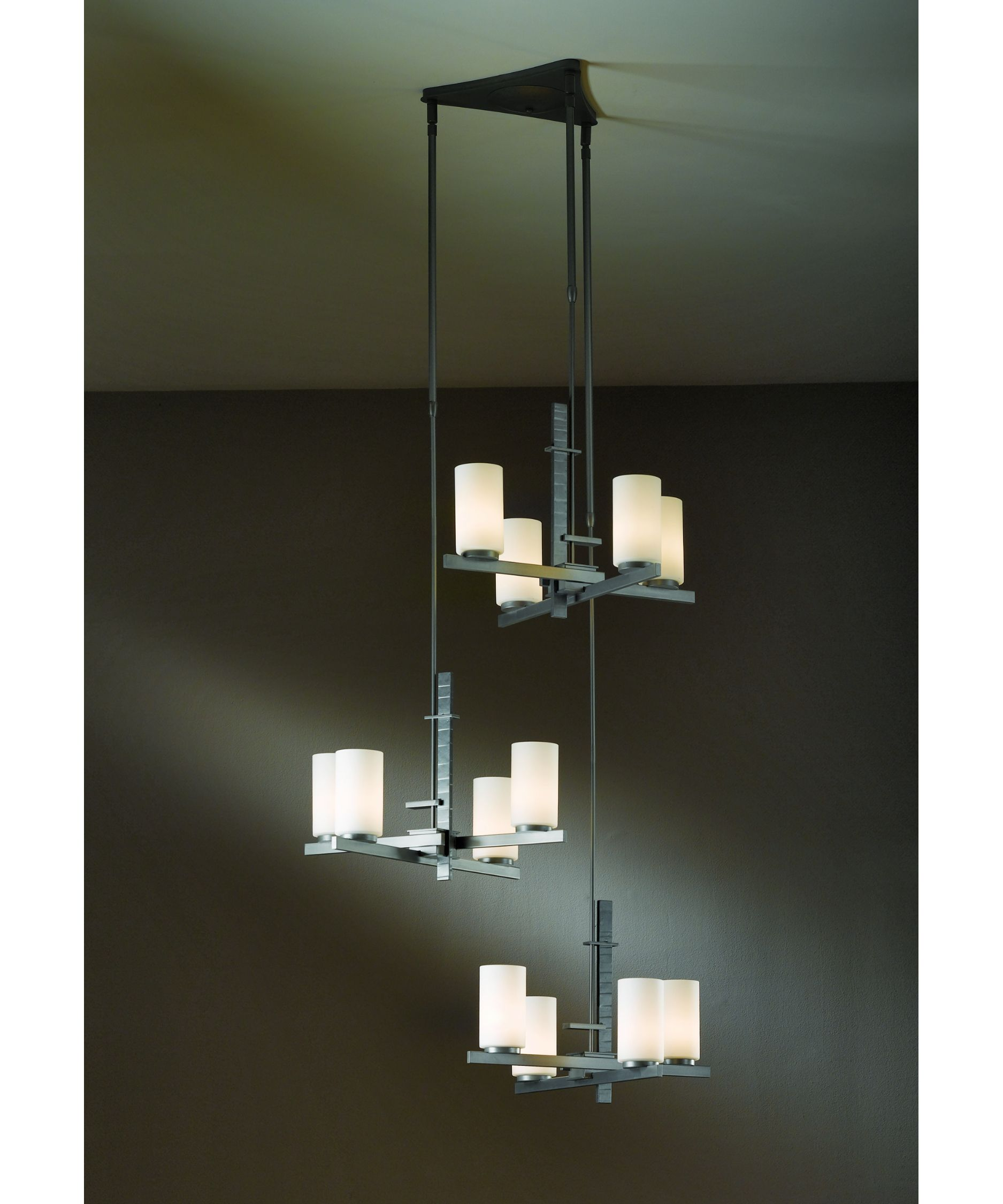 Ondrian Chandelier By Hubbardton Forge Lighting The Image To Learn More