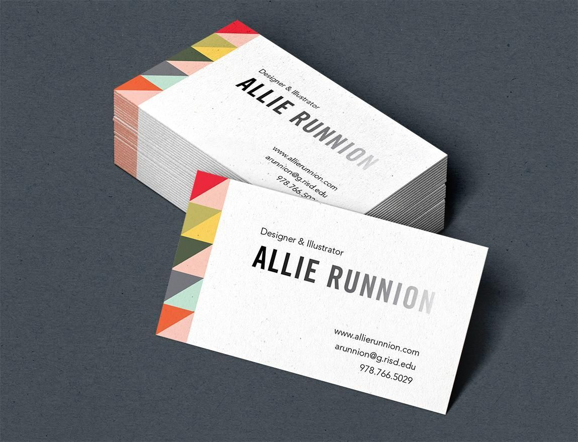 Business Card Examples For College Students Images - Card Design ...