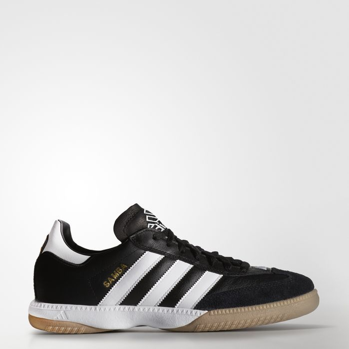 Samba Millennium Leather IN ShoesMen's Soccer YkujYmuUs