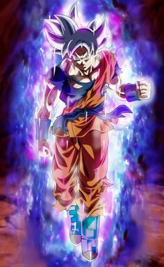 Goku Heroes Ultra Instinct by Andrewdb13 on DeviantArt