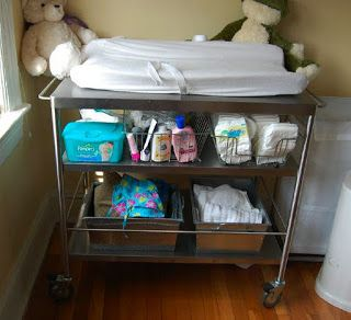 Unique Changing Tables | Momistabeginnings
