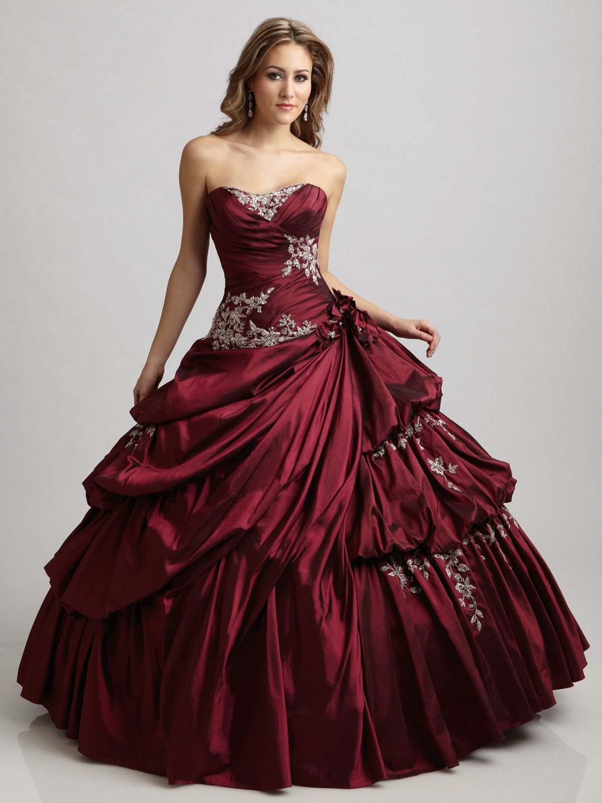 Allure quinceanera dress q sweetheart quince dressauthorized