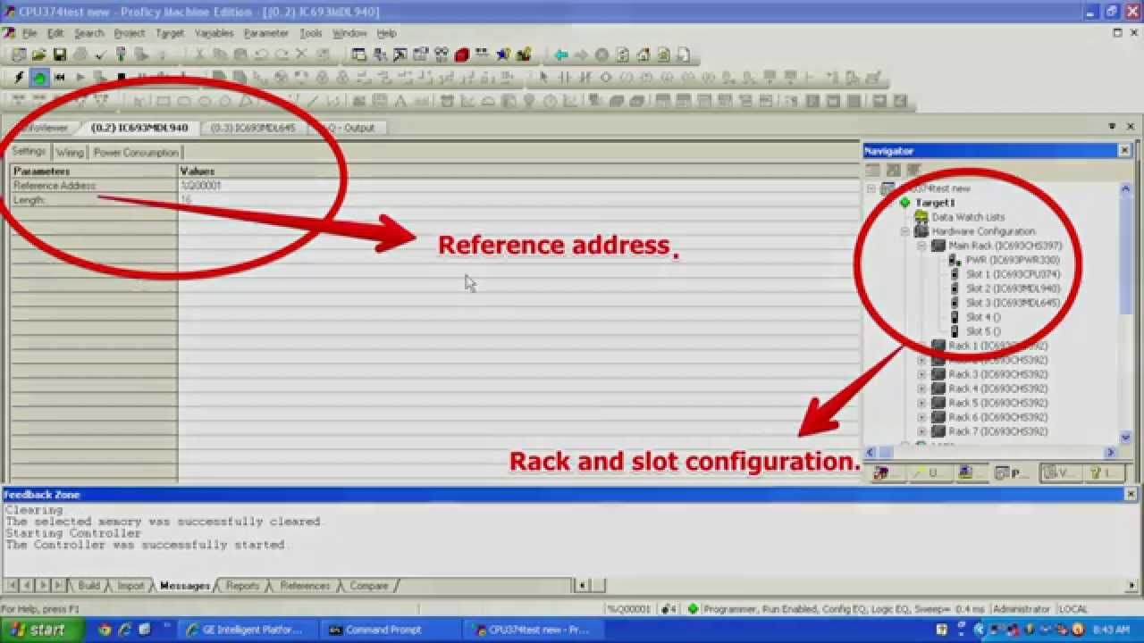 ic693mdl940 ic693mdl645 ge fanuc 90 30 how to troubleshoot user rh pinterest ch ge fanuc plc programming ge fanuc series 90 micro plc manual