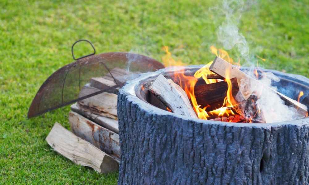 What To Put Under A Fire Pit On Grass Heat Shield For Fire Pit On Deck What To Use In Fire Pit Where To Put A Fire Pit In 2021