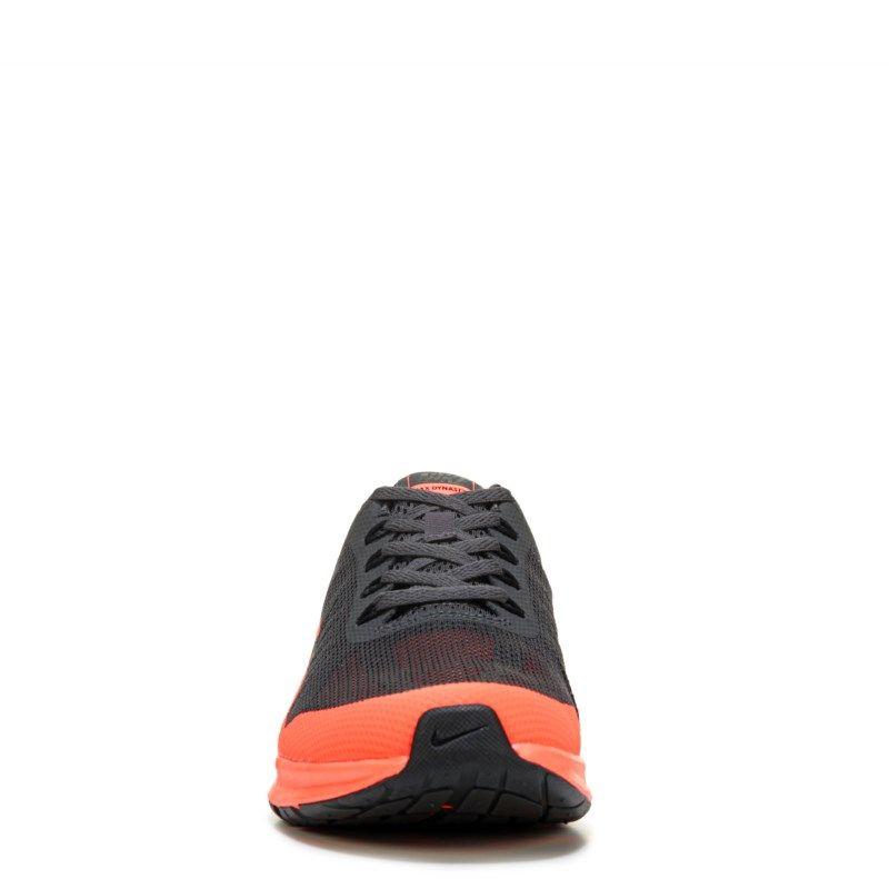 72f7356973d Nike Men s Air Max Dynasty 2 Running Shoes (Dark Grey Orange) - 11.5 M