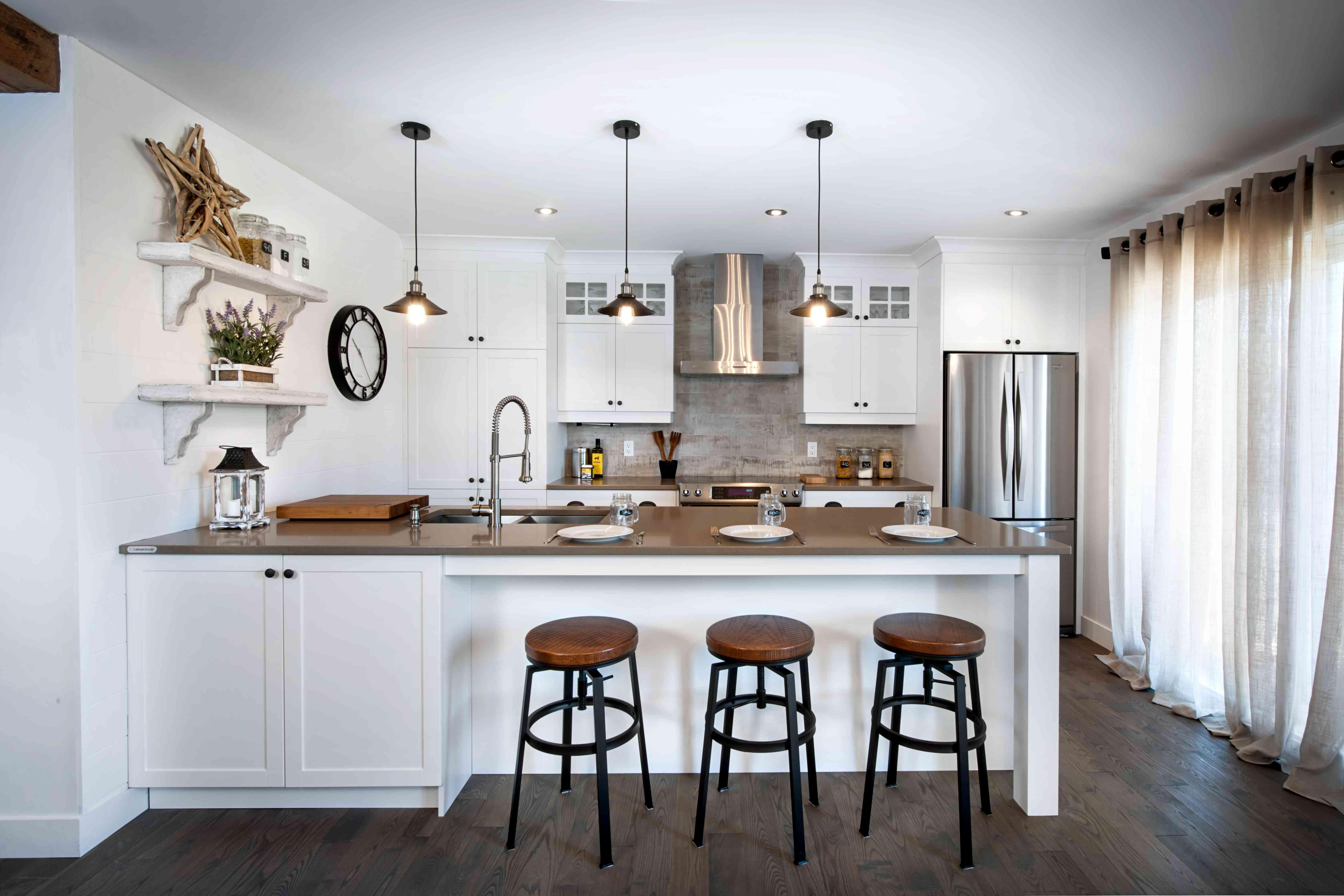 Offrezvous une cuisine apaisante où suallient le confort et le bon