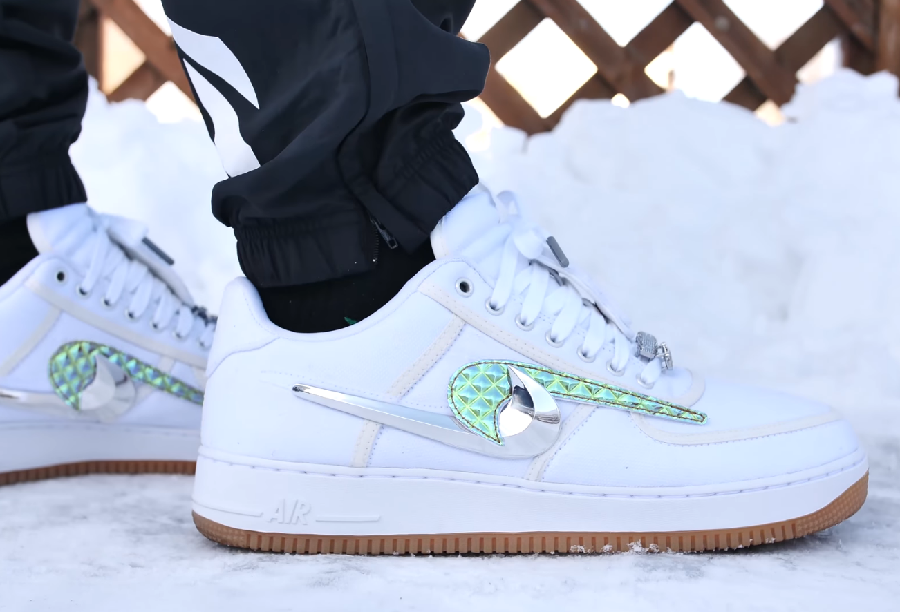 557f33ac431088 Travis Scott x Nike Air Force 1 Low