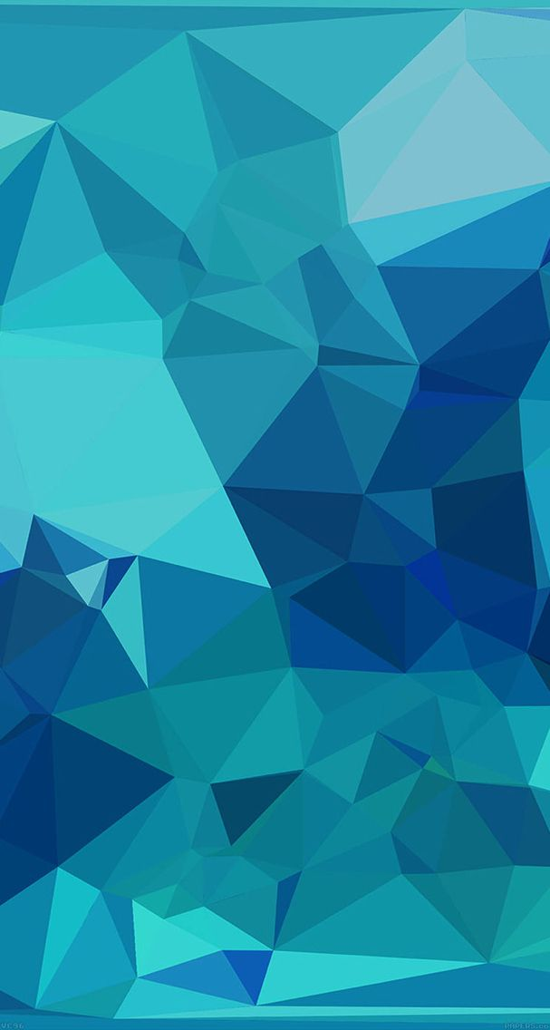 Triangle Of Blue Pattern Iphone Wallpaper For Guys Best Iphone Wallpapers Iphone Wallpaper