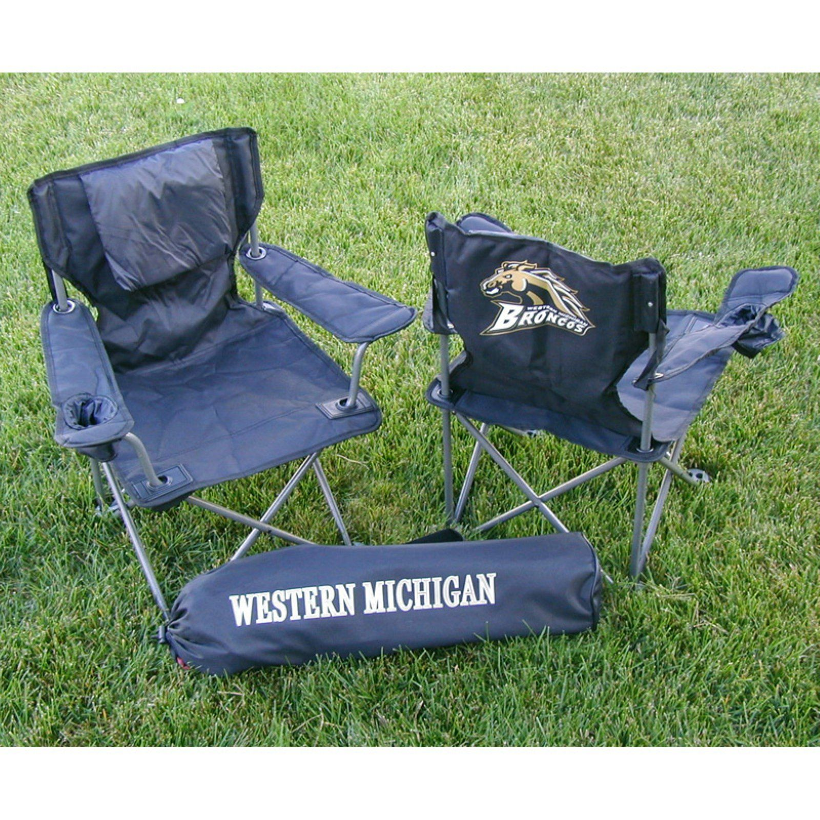 Awesome Outdoor Rivalry Ncaa Collegiate Folding Junior Tailgate Unemploymentrelief Wooden Chair Designs For Living Room Unemploymentrelieforg