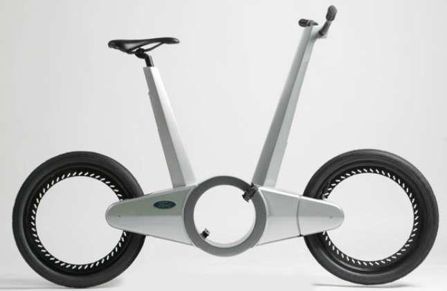 Commuter Bike Of Tomorrow 자전거 디자인 자전거 자동차