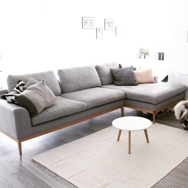 Charmant #sofacompany #deensdesign Living Room Sofa, Living Room Interior, Living