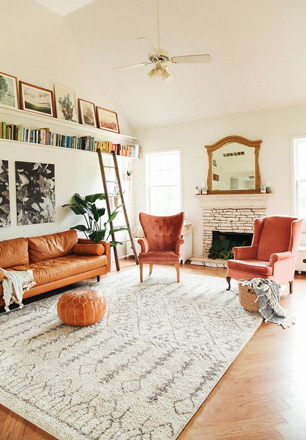 Photo of Living room makeover reveal! | In Honor Of Design