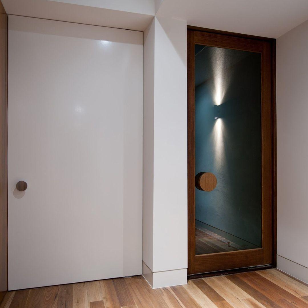 Designer Doorware G2006 Round Pull Handle in Satin Chrome Finish #hardware #door #pullhandle & Designer Doorware G2006 Round Pull Handle in Satin Chrome Finish ...