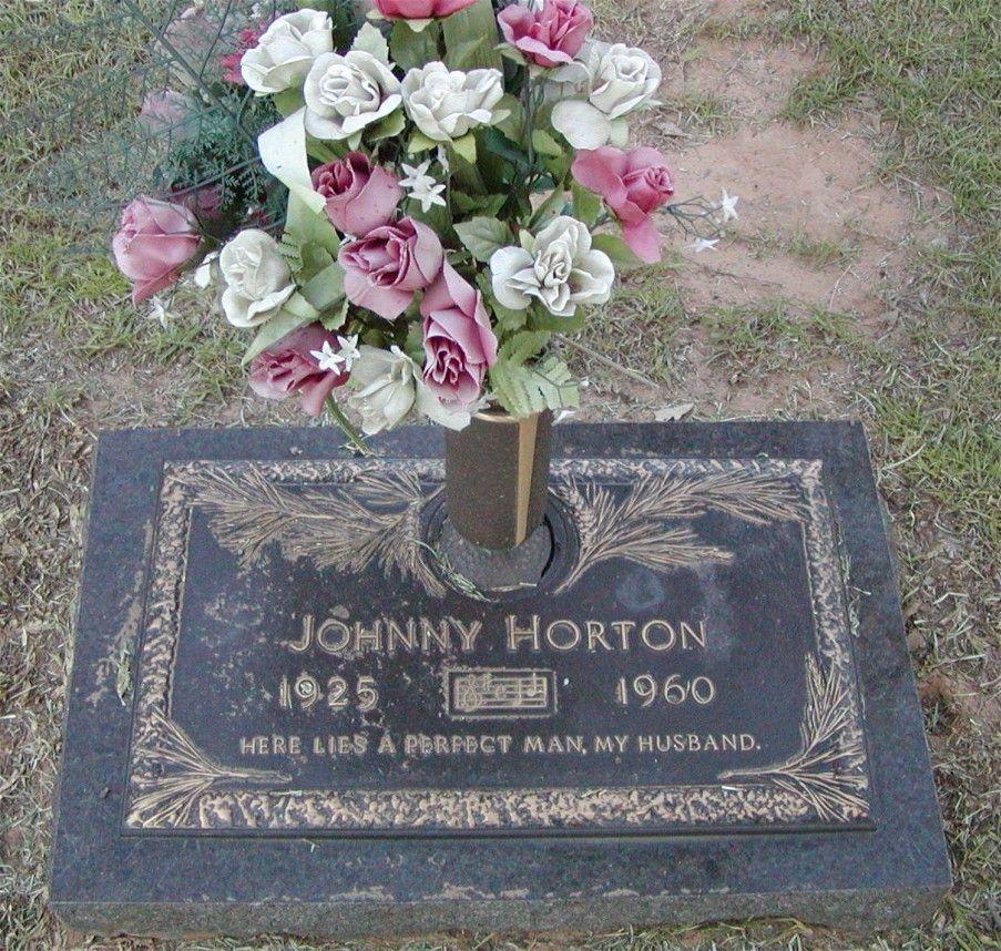 Johnny Horton (1925 1960) Find A Grave Photos Famous
