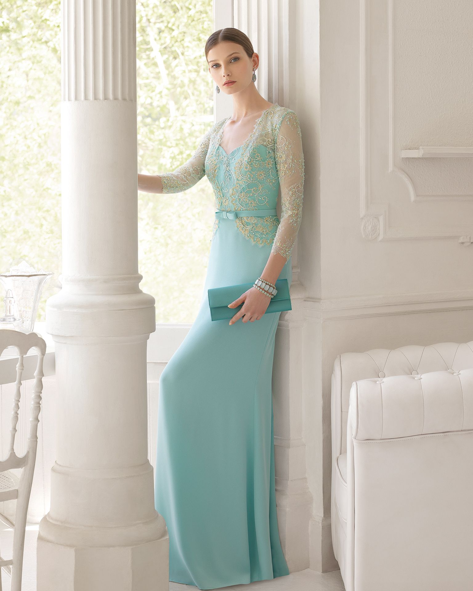 Beautiful Vestidos De Novia 2015 Aire Images - Wedding Ideas ...