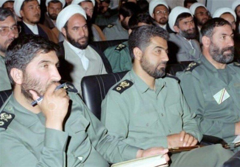 شهیدان کاظمی و سلیمانی In 2020 Iranian Beauty War Photography Islamic Paintings