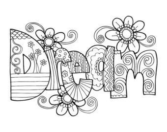 KPM Doodles Coloring Page Whale By Kpmdoodles On Etsy