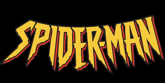 Spiderman Logo Png Spiderman Font Comic Font Spiderman Comic