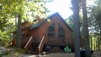 Loon Call Lodge - Vacation Rental in St. Germain Wisconsin
