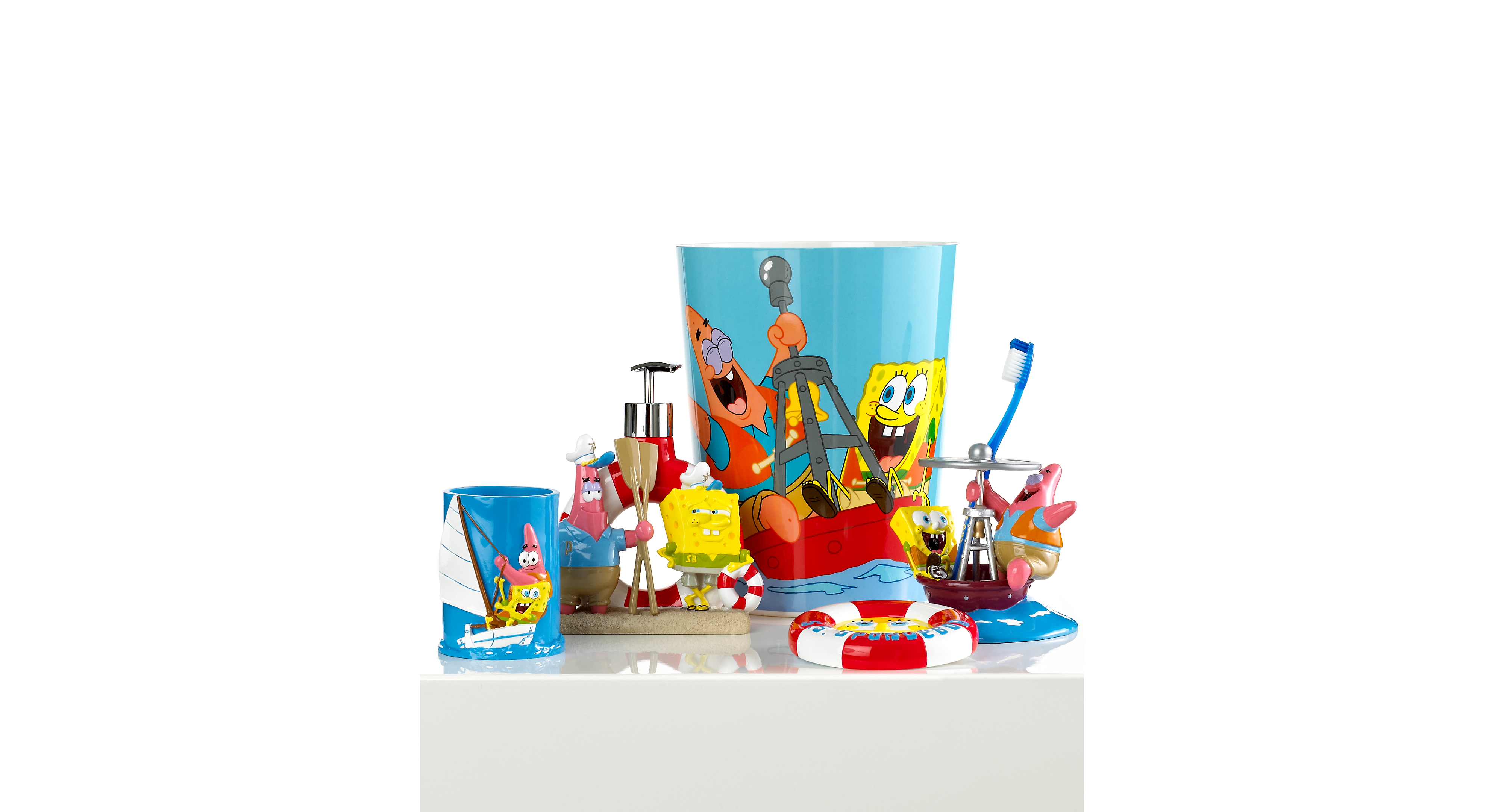 Nickelodeon Bath, Spongebob Set Sail Tumbler | Products | Pinterest ...