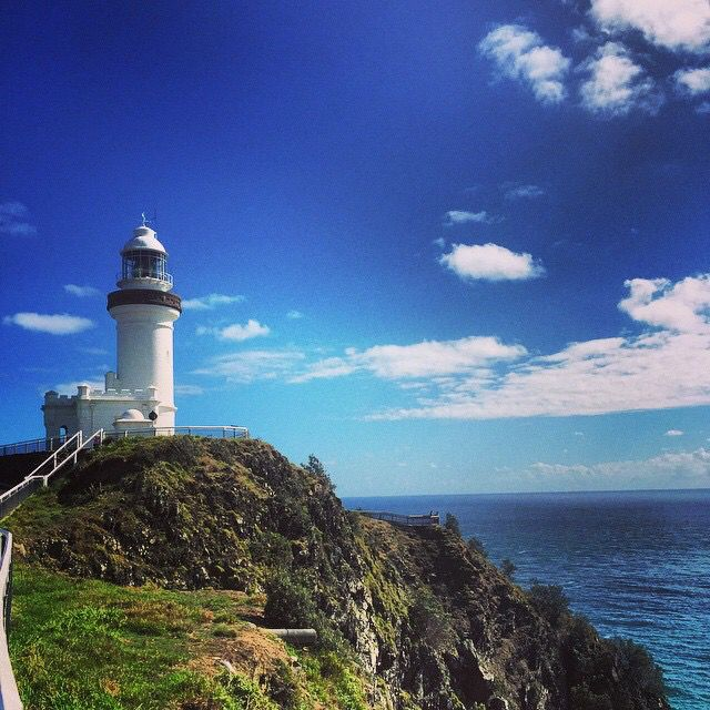 Byron bay, Australia. Got this one from the girlfriend of My sisters daughters son! Whitney Hiller took the photo!